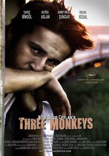 Three Monkeys 2008 Turkish 480p BluRay 450MB With Subtitle