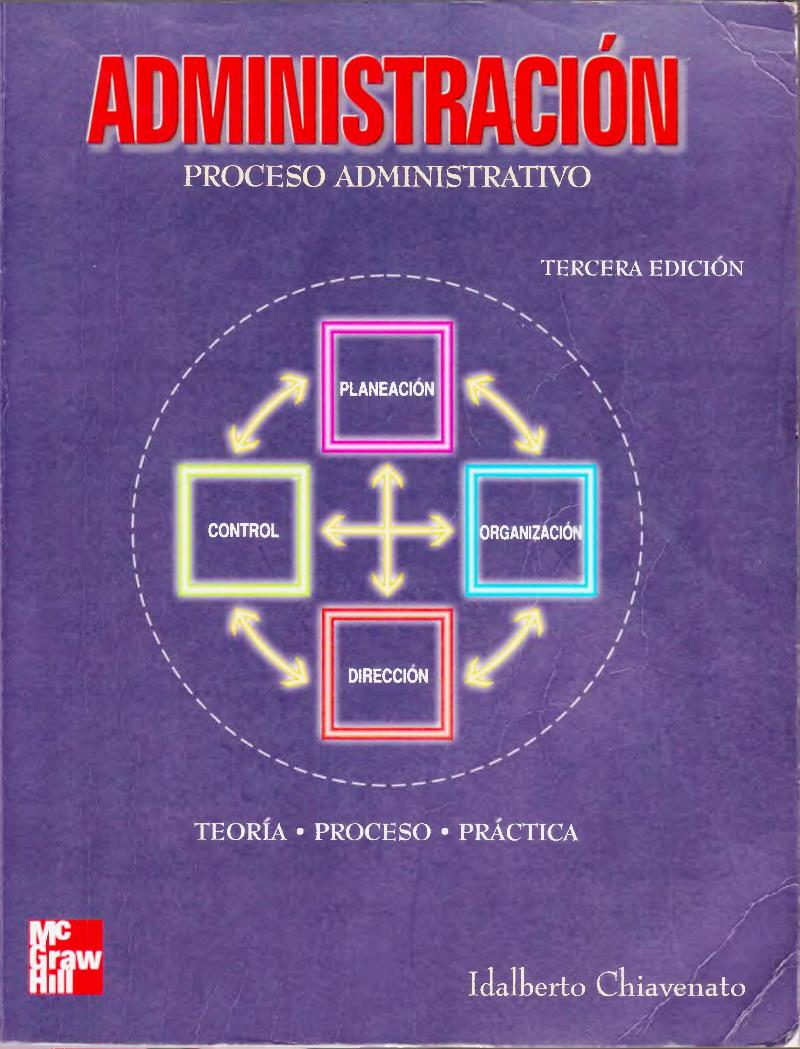 Teoria General De La Administracion Chiavenato Epub Download