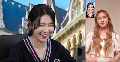 SNSD Sooyoung Talk Show with WJSN Dayoung