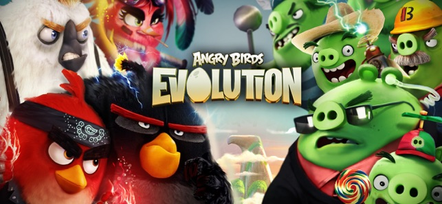 Angry Birds Evolution Mod Apk v2.4.1