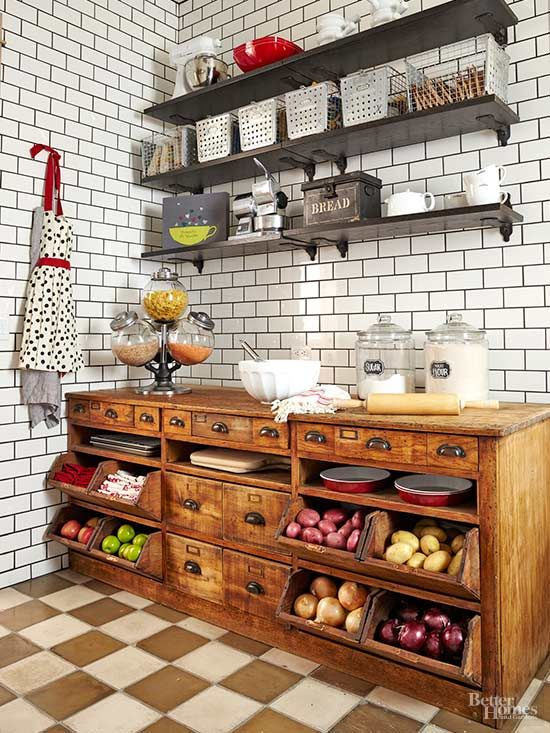 5 Rustic Kitchen Décor Ideas for All Homeowners - Simphome on