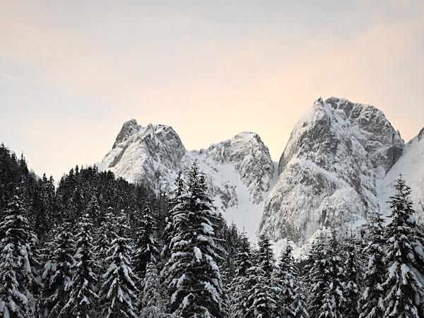 Pololetní prázdniny na Dachsteinu
