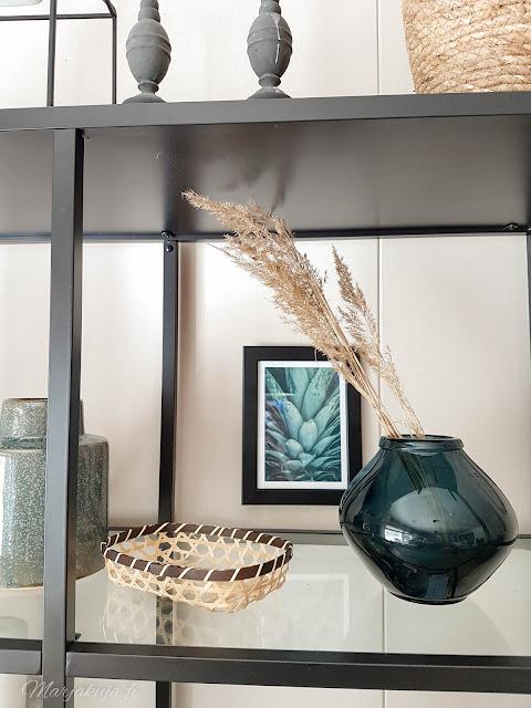 kirppislöytö koti sisustus olohuone skandinaavinen boheemi