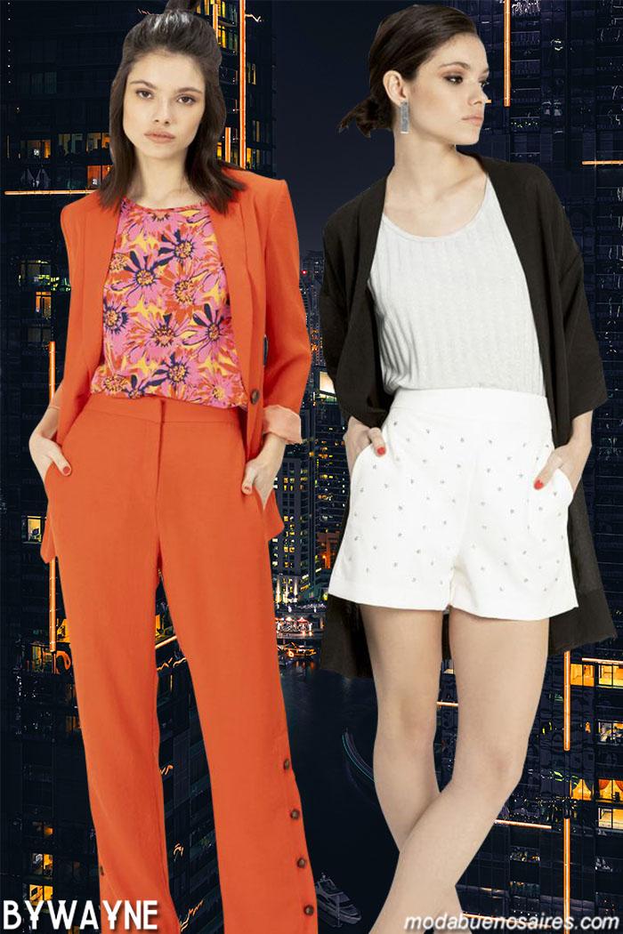 Trajes primavera verano 2020 moda mujer.