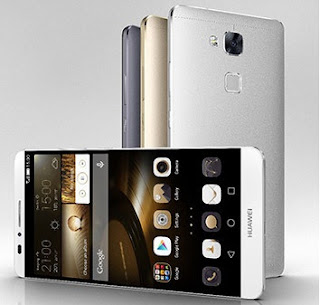 hp marshmallow Huawei Mate 8 terbaru