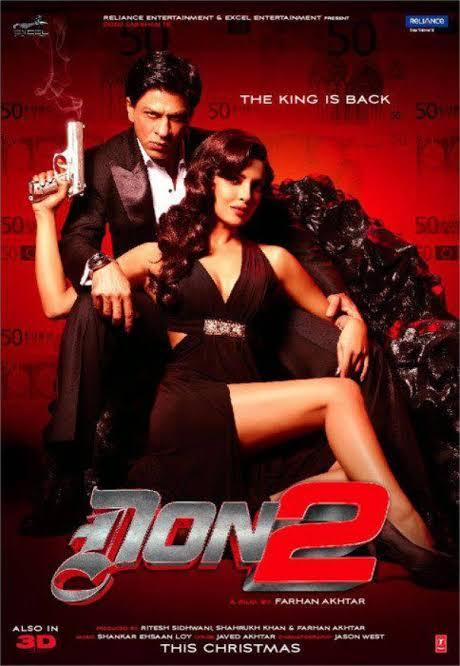 Don 2 (2011) Hindi Movie Blu-rip 480p 720p