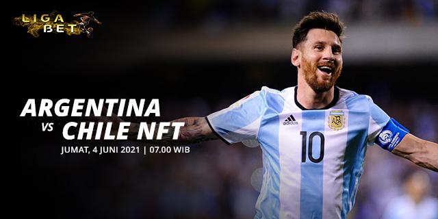 PREDIKSI PARLAY ARGENTINA VS CHILE