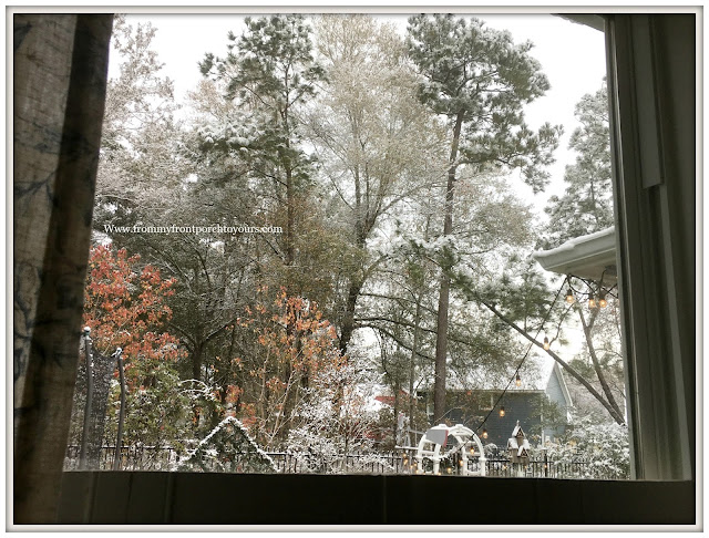 Texas Snow 20017-Christmas-Winter-Wonderland-Winter Scenery-From My Front Porch To Yours