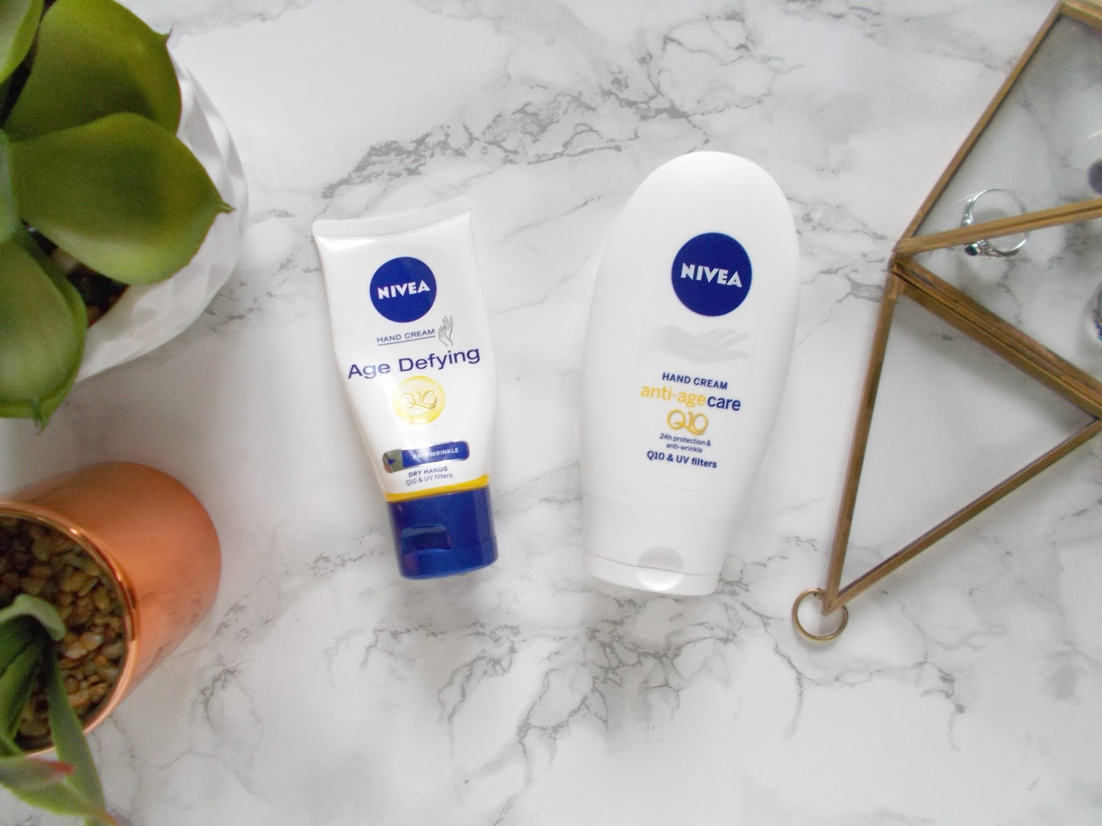 Nivea hand cream anti age review