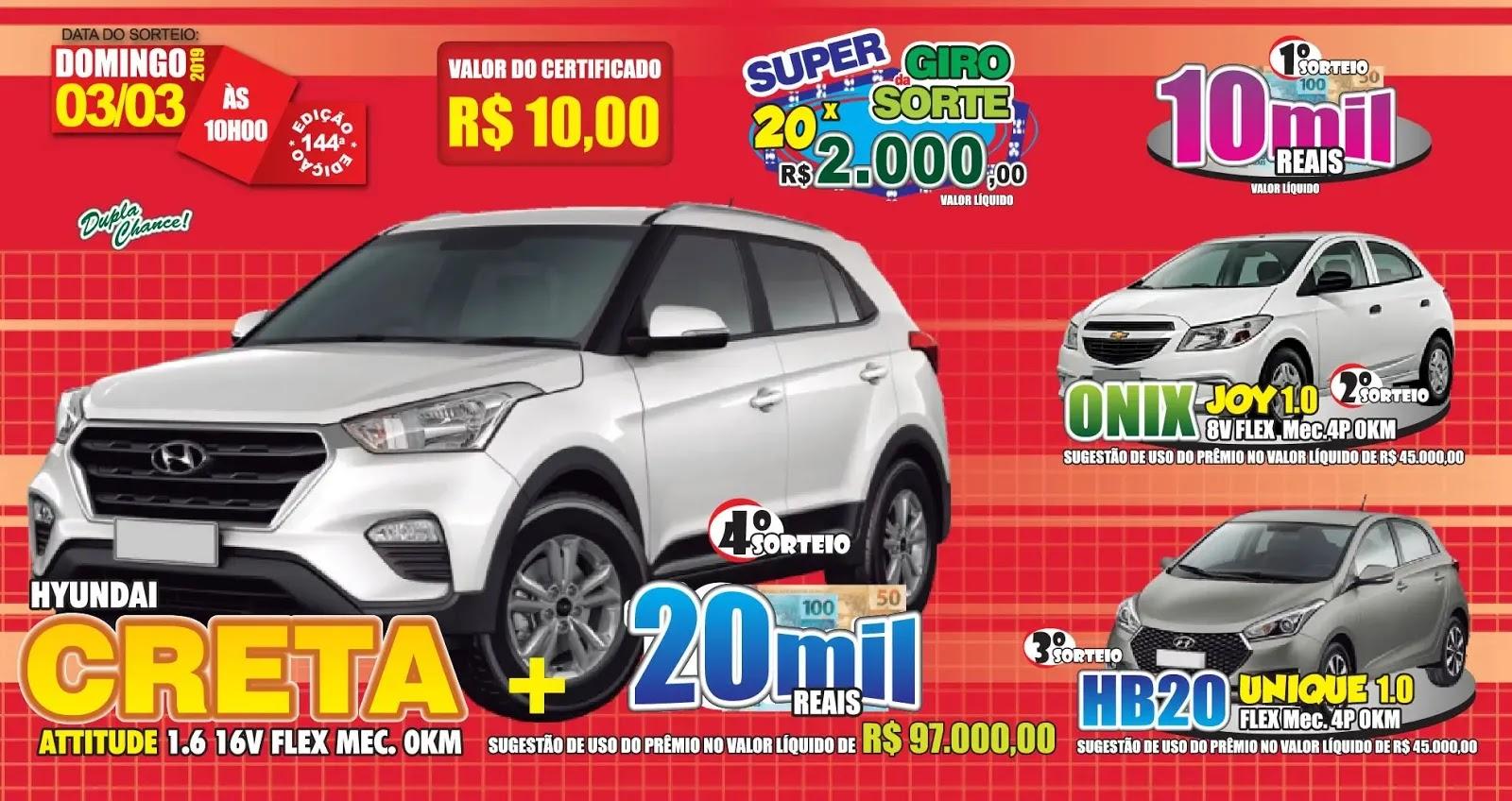 Premiação do Hiper Saúde Ribeirão em 03/03/19