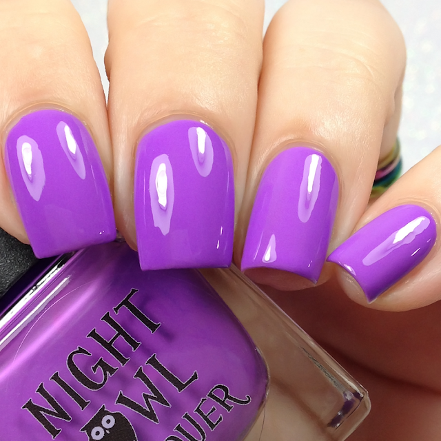 Night Owl Lacquer-20 Years