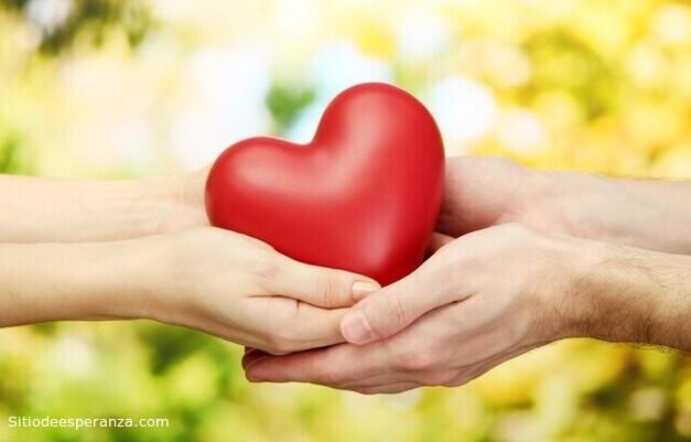 Ayudando de corazón