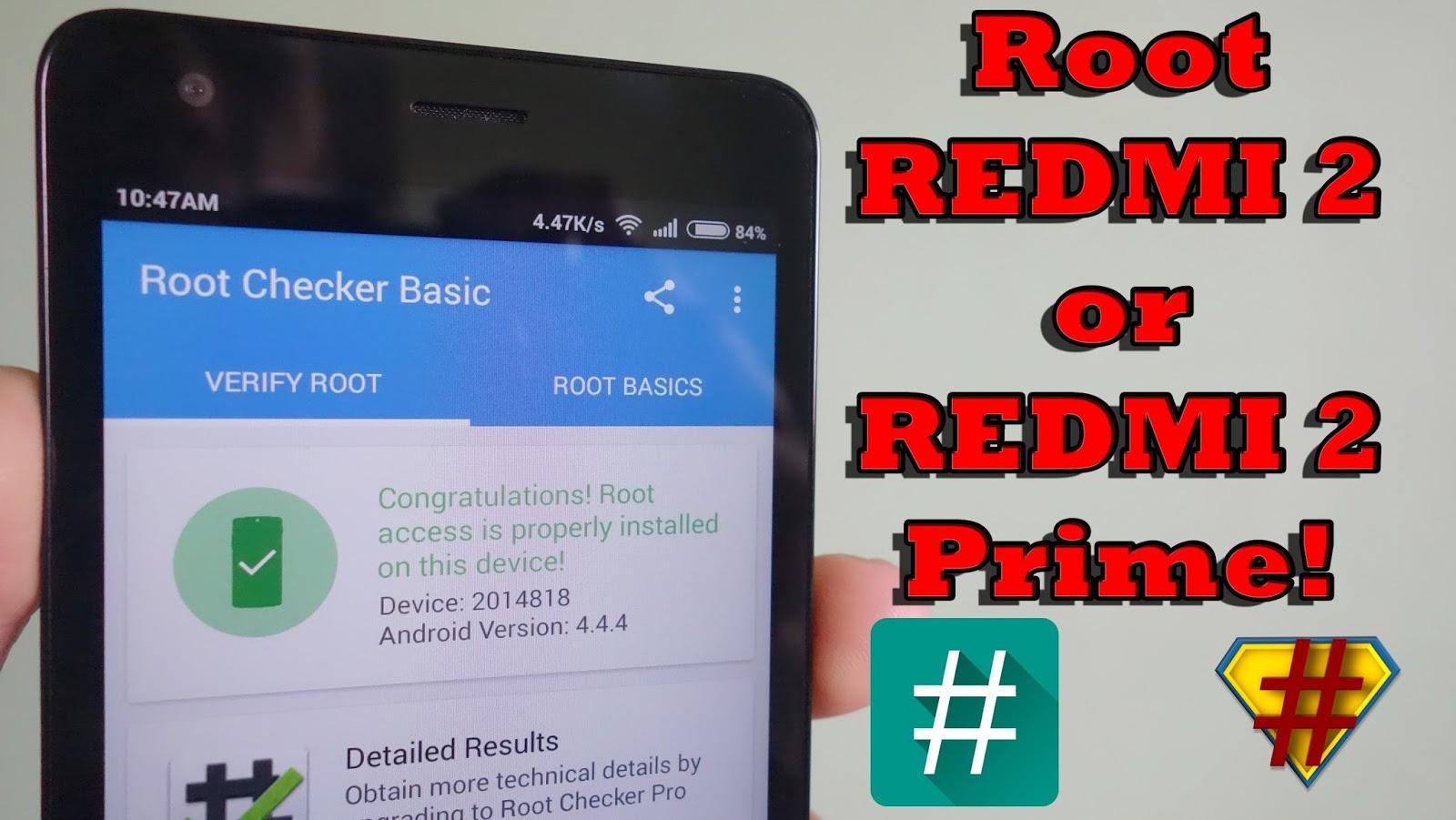 Root Redmi 2/Prime (Lollipop) Menggunakan MI Recovery 2.0.1