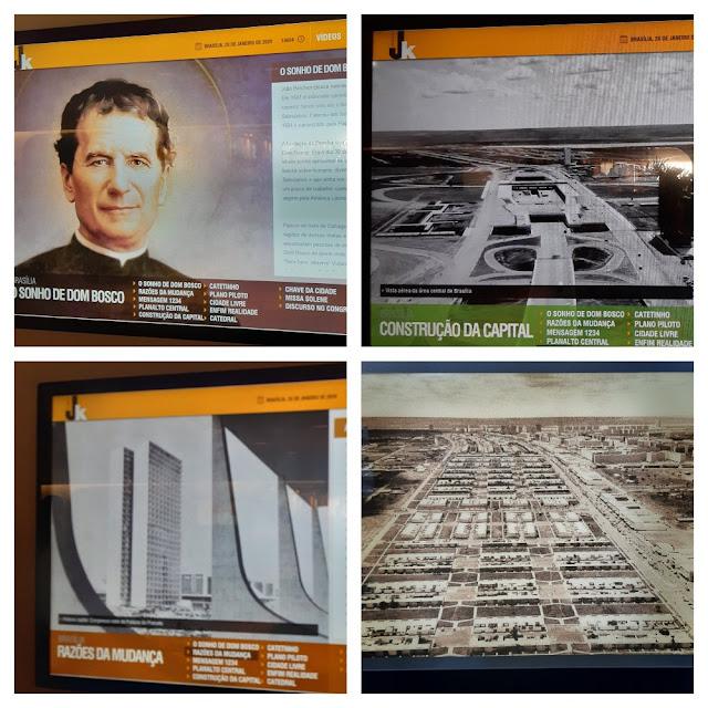 museus surpreendentes - Memorial JK