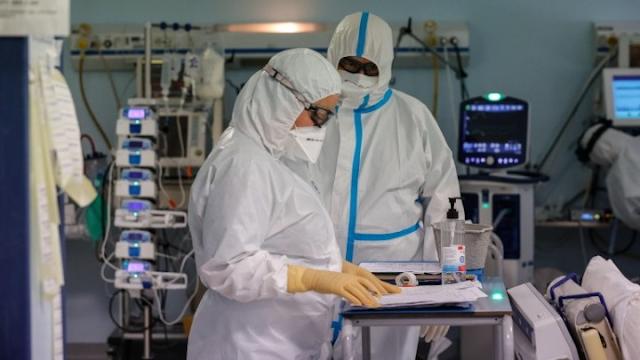 Μειώθηκε σημαντικά ο αριθμός των νοσηλευόμενων με κορωνοϊό στα Νοσοκομεία της Αργολίδας