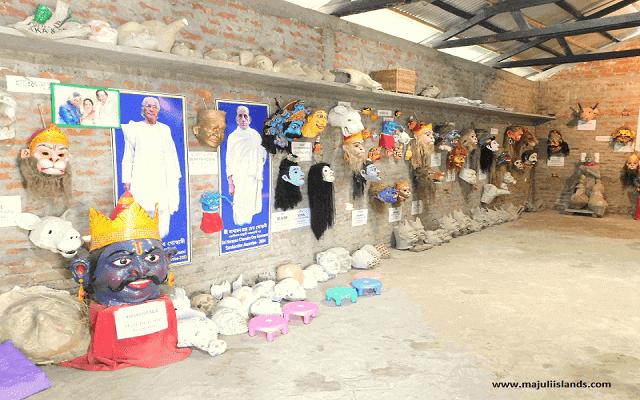 Chamaguri Satra Museum Of Majuli Island