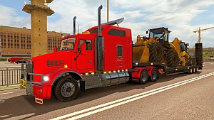 Kenworth T800 Karma Edit