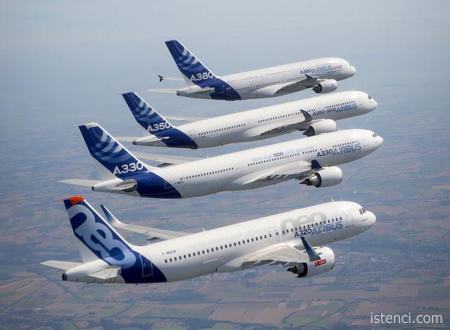 Airbus Ailesi, Göç eden Airbus sürüsü! | Uçakların İsimleri Nasıl Belirleniyor?