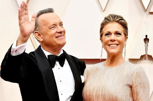 Sempat Diisukan Meninggal, Tom Hanks & Rita Wilson Kembali Ke Rumahnya