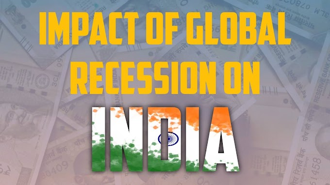 A Short Essay About Impact of Global Recession on India