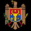 Logo Gambar Lambang Simbol Negara Moldova PNG JPG ukuran 100 px