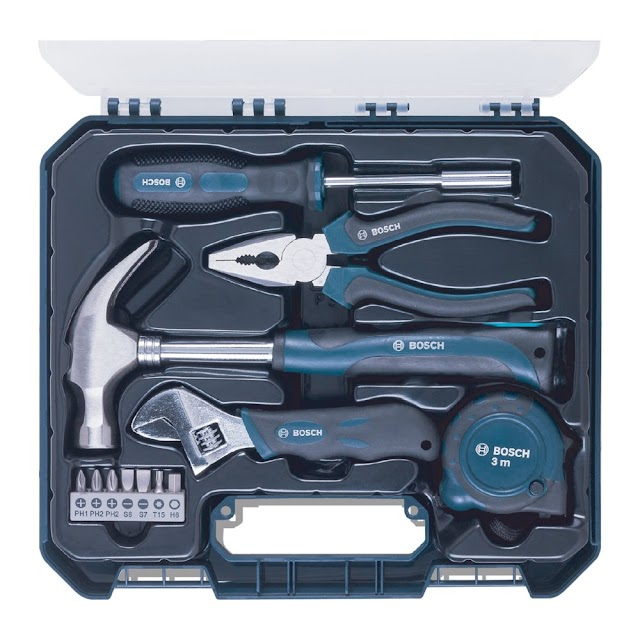 Bosch Hand Tool Kit at 58% OFF. ( COMBO OFFERS )