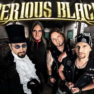 Το συγκρότημα Serious Black