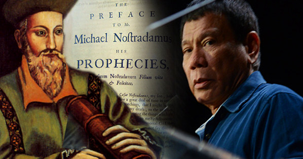 the fear and controversies in nostradamus prophecies Debunking a muslim beast antichrist  center of prosperity in the last days and fulfill the prophecies of  no fear of insulting the creator when i am.