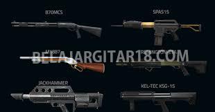 Shotgun Putar dan Spas