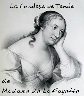 La condesa de Tende de Madame de La Fayette