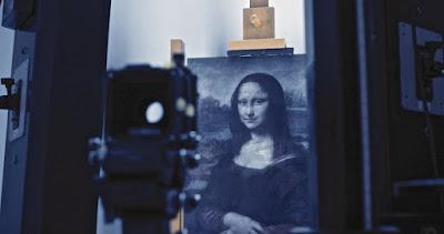 Reconstituição do exame do quadro Mona Lisa (Divulgação/Terra Mater Factual Studios GmbH)