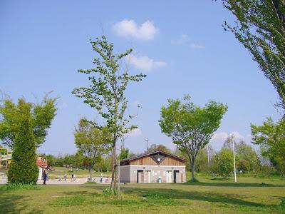 山田池公園・トイレ