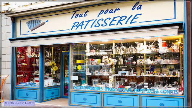 Tout pour la Pâtisserie, magasin spécialisé pour les articles de cuisine à Rouen