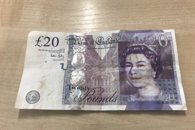 How to spot a fake £20 note: warning after fakes seized from Bradford shop