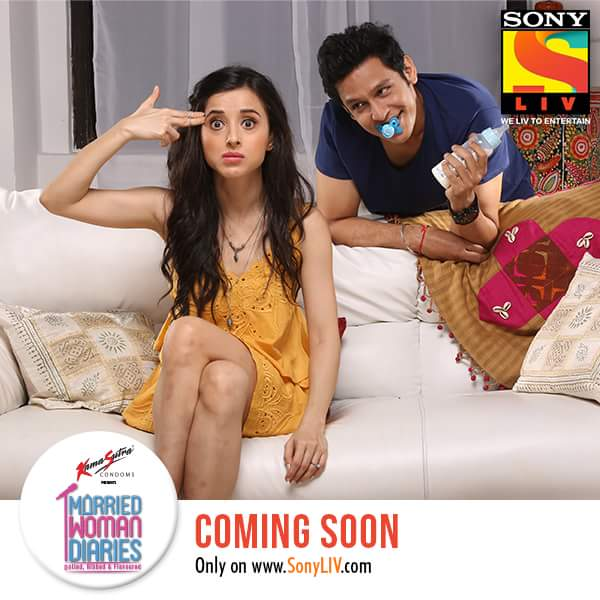 'Married Woman Diaries' Web Series on Sony Liv YouTube Channel Plot Wiki,Cast,Image
