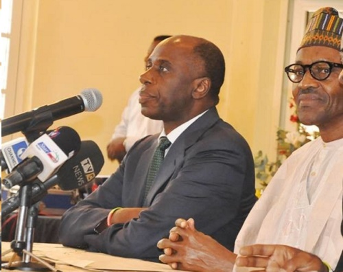 WAR!? How Amaechi Threatens Corruption Allegation: If Am Going Down, Buhari Must Come With Me