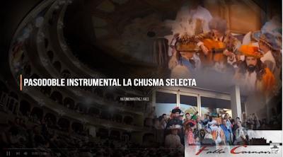 """💥Pasodoble INSTRUMENTAL💥  de la Comparsa """"La Chusma Selecta"""" 🔥 Carnaval De Cádiz 2020."""