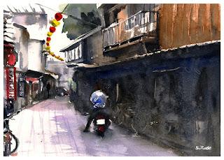 路地 台南 / 台湾 Alley Tainan / Taiwan