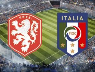 ITALIA vs HOLANDA EN VIVO
