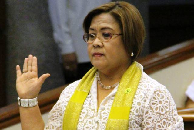 DE LIMA: I'M NOT THE ENEMY HERE