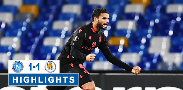 Napoli vs Real Sociedad – Highlights