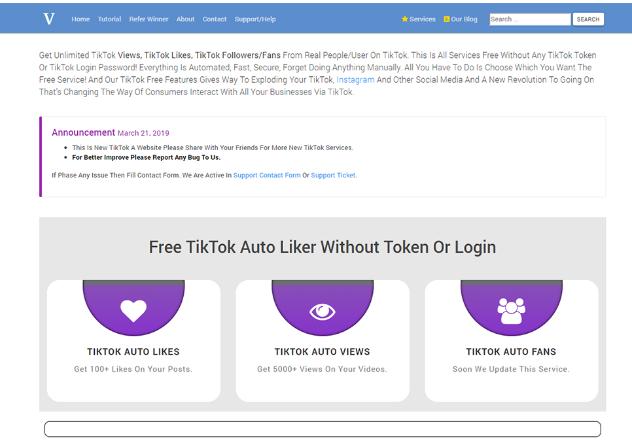 9 Aplikasi TikTok Auto Liker Terbaik 7
