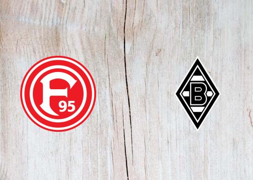 Fortuna Dusseldorf vs Borussia M'gladbach -Highlights 15 February 2020