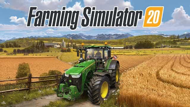 Farming simulator 20 - ipa For Apple