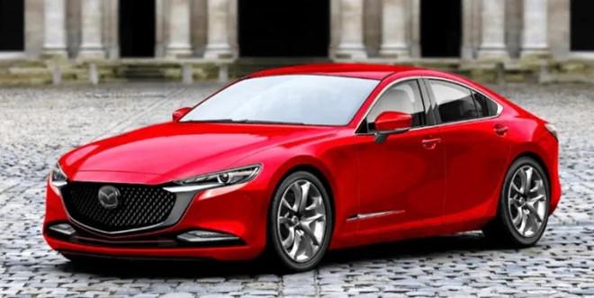 Mazda6 mới sẽ dùng cầu sau như xe sang