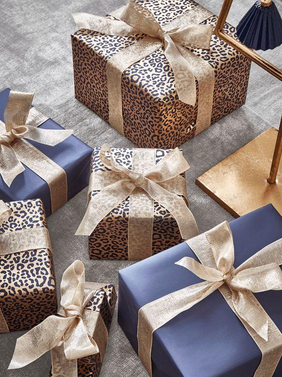 Papier do zapakowania prezentów
