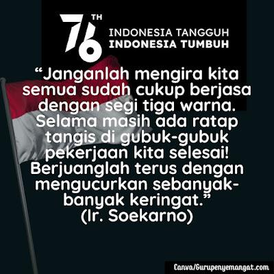 Gambar Ucapan Hari Kemerdekaan Indonesia dari Para Pahlawan Nasional (9)