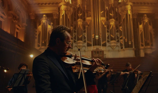 Richard Tognetti and Australian Chamber Orchestra at Sydney Town Hall (ACO StudioCasts)