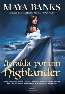 [Novidade] Atraída por um Highlander na Universo dos Livros