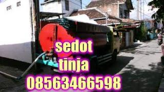 Bima Sedot WC Mulyorejo Surabaya